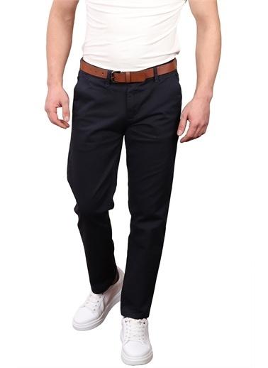 Twister Regular Fıt Kemerli Erkek Pantolon (Startogo464) Vizon